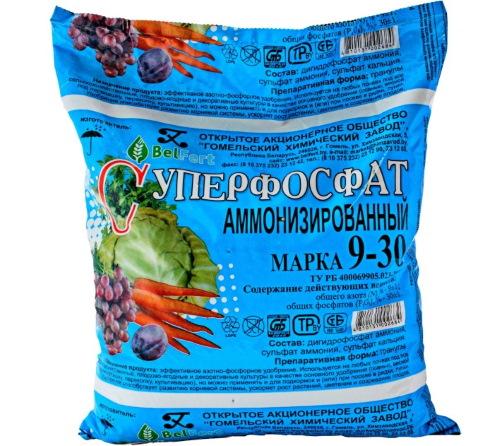 Фосфорные удобрения. Названия калийно-, азотноминеральные, серосодержащее. Виды, состав, применение